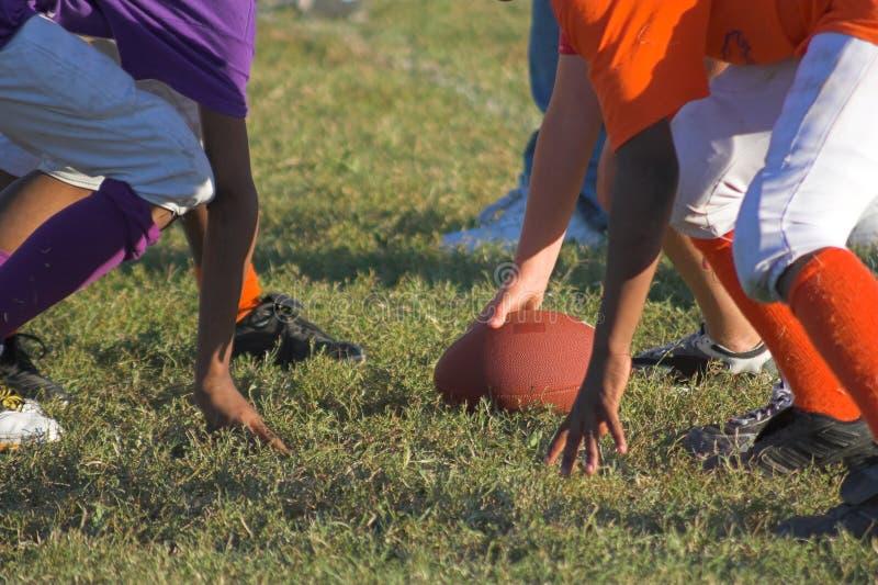 futbol pee wee zdjęcie royalty free