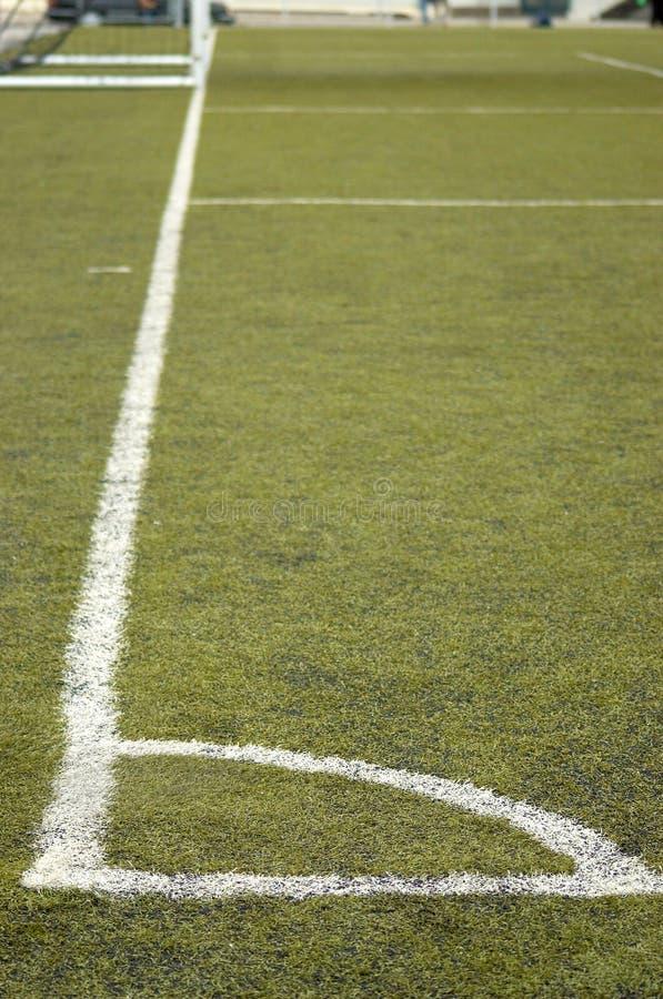 futbol pola obraz royalty free