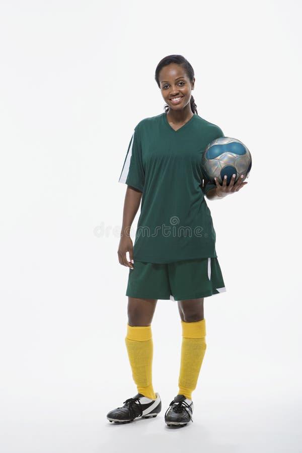 futbolista zdjęcia stock