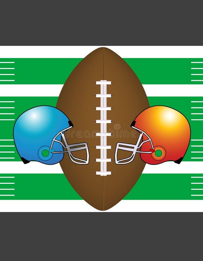 futbolowego wizerunku o temacie wektor ilustracja wektor