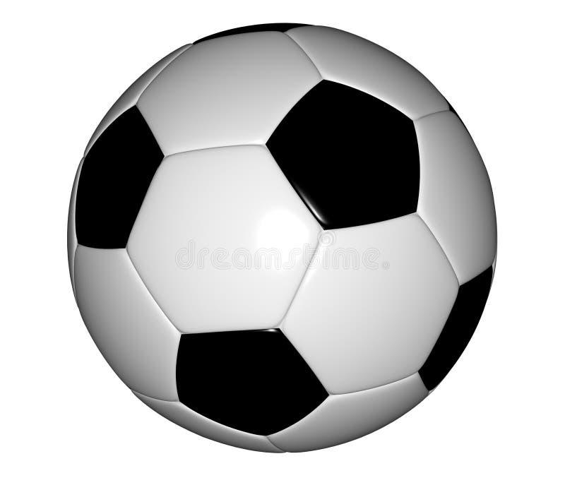 futbolowy czas ilustracja wektor