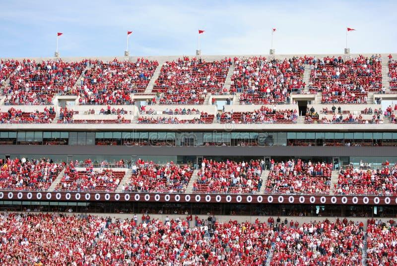 futbolowy Oklahoma obraz royalty free