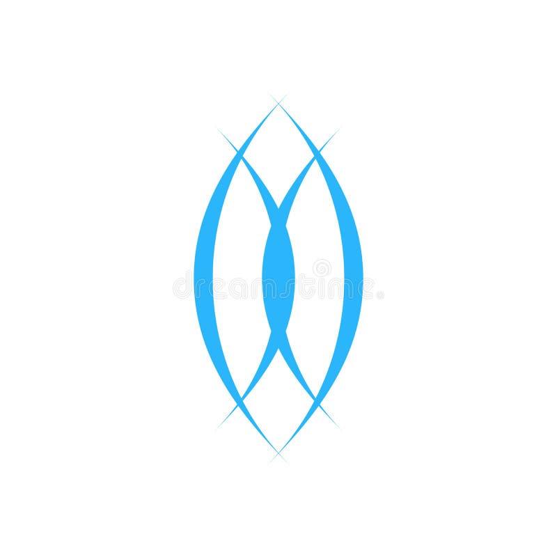 Futbolu Amerykańskiego nakreślenia logo Graficzny projekt Super, pucharu pojęcie, Balowy ochrona pomysł Wektorowa ilustracja odiz ilustracja wektor