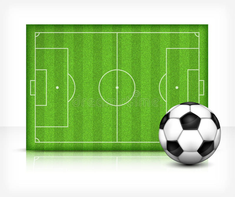 Futbolu (piłka nożna) ilustracji