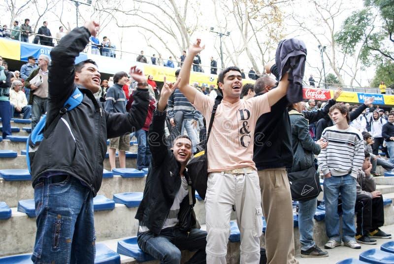 Futebol 2010 do copo de mundo imagens de stock royalty free