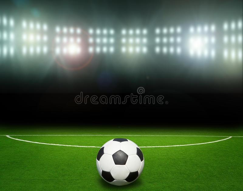Futebol bal.football, fotos de stock royalty free