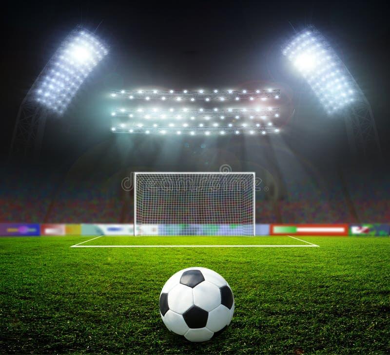 Futebol bal.football, foto de stock royalty free