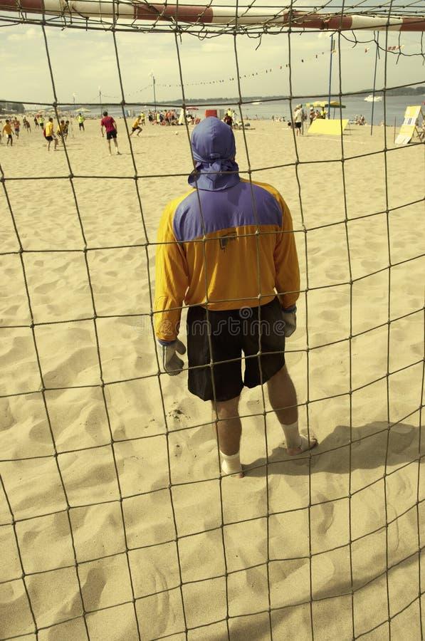 Futebol do verão imagem de stock