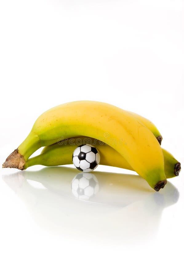 Futebol exótico imagem de stock