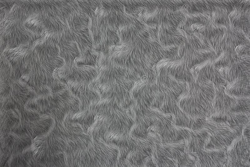 Download Futerka grey tekstura ilustracji. Obraz złożonej z brąz - 12316400
