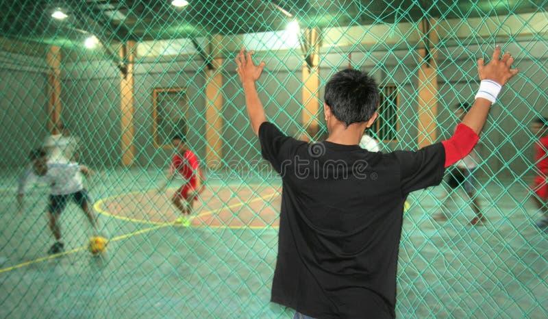 futsal стоковые изображения