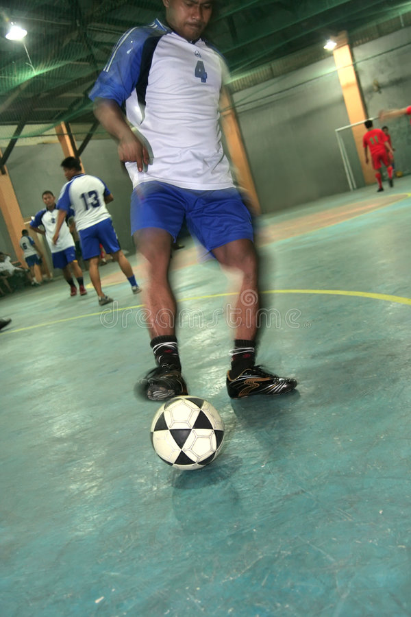 Download Futsal Royalty Free Stock Image - Image: 8889726