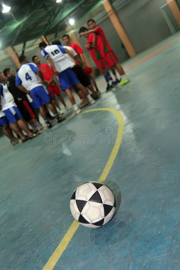futsal στοκ εικόνες με δικαίωμα ελεύθερης χρήσης