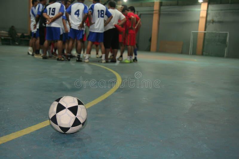 futsal στοκ εικόνα