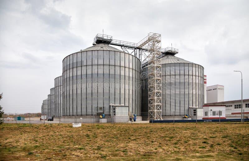 Futtermühle von Prokhorovka Russland stockbilder