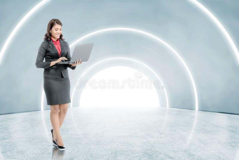 Futur concept de technologie photos stock