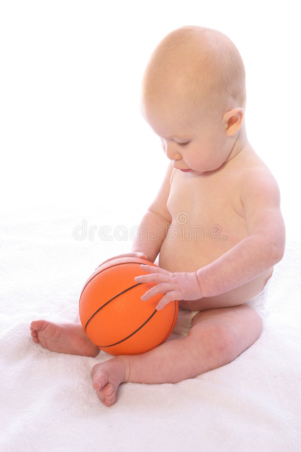 Free Future Bball Star 3 Royalty Free Stock Images - 98349