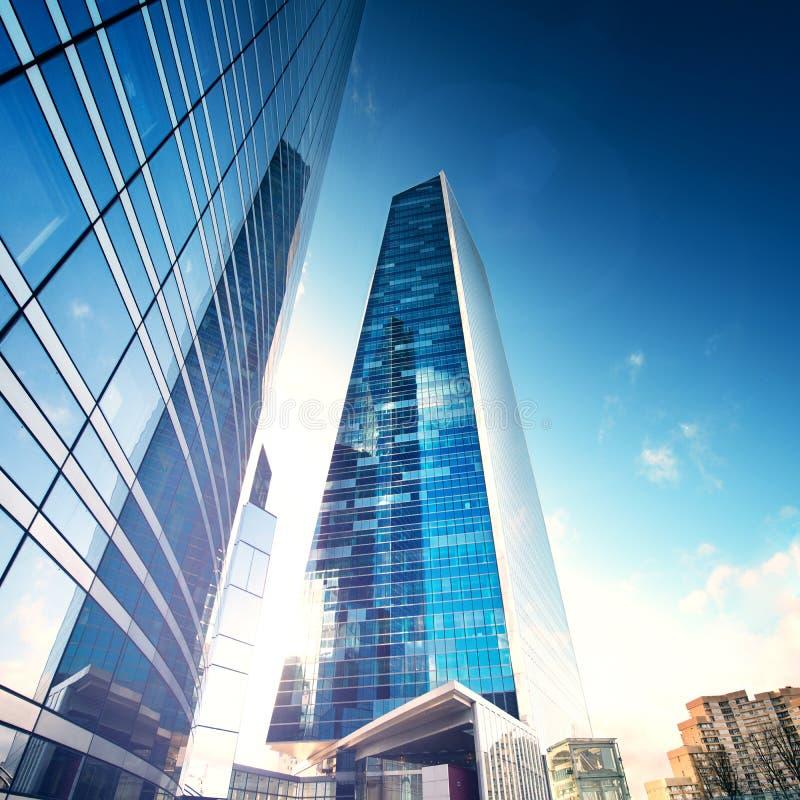 Future City - Paris la défence. Future City - Paris la défense royalty free stock images