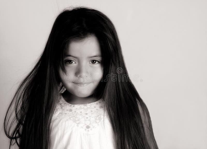 Future fille de charme image libre de droits