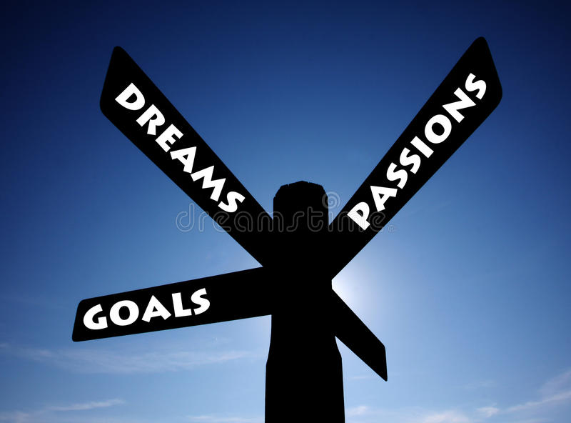 Download Future Goals Stock Photography - Image: 34340182