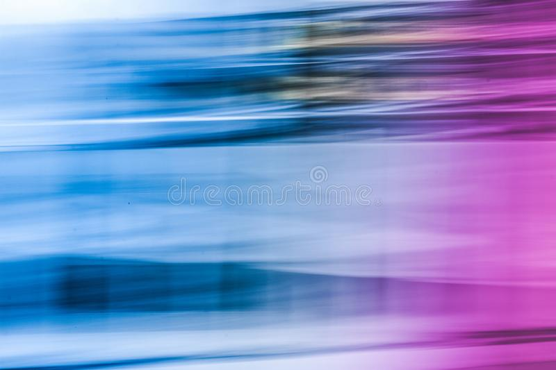 The future is now. Futuristic neon design - tech backgrounds, abstract art and modern pastel colours concept. The future is now stock images