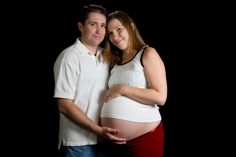 Download Future parents stock image. Image of belly, holding, family - 11948133