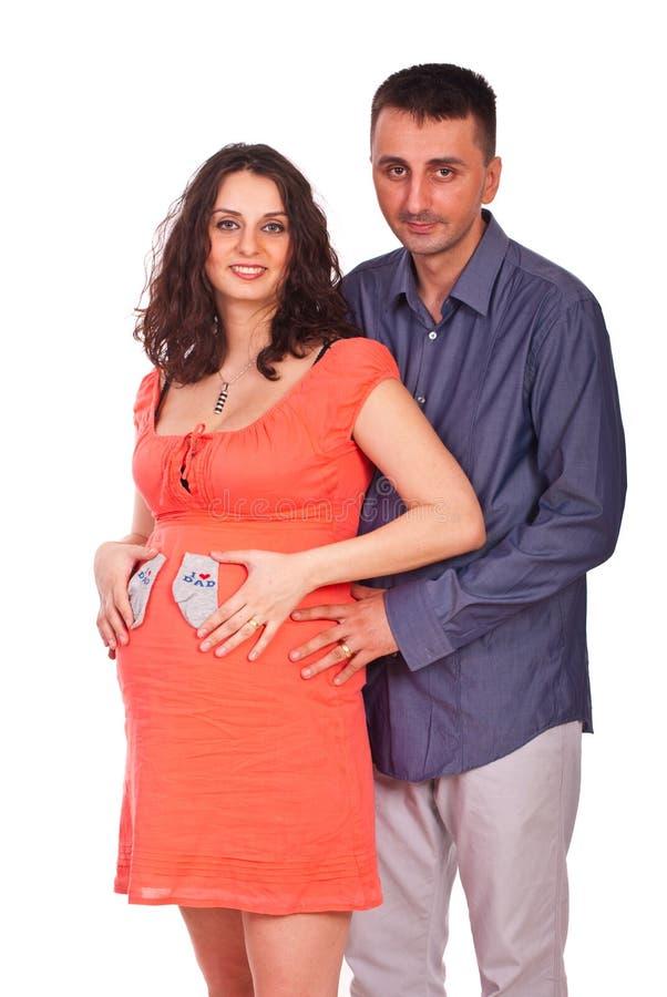 Future parents stock images