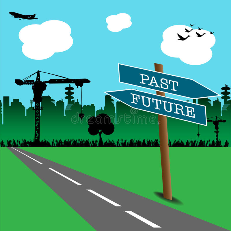 Future and past pointer