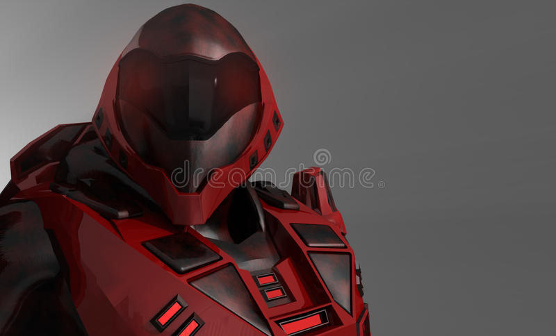 Download Future Soldier Royalty Free Stock Photos - Image: 19083508