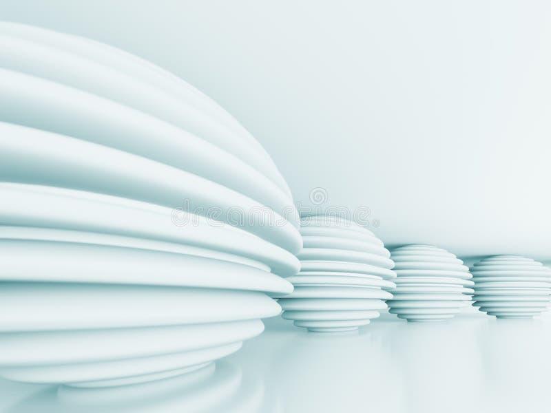 Futuristic Architecture Stock Images