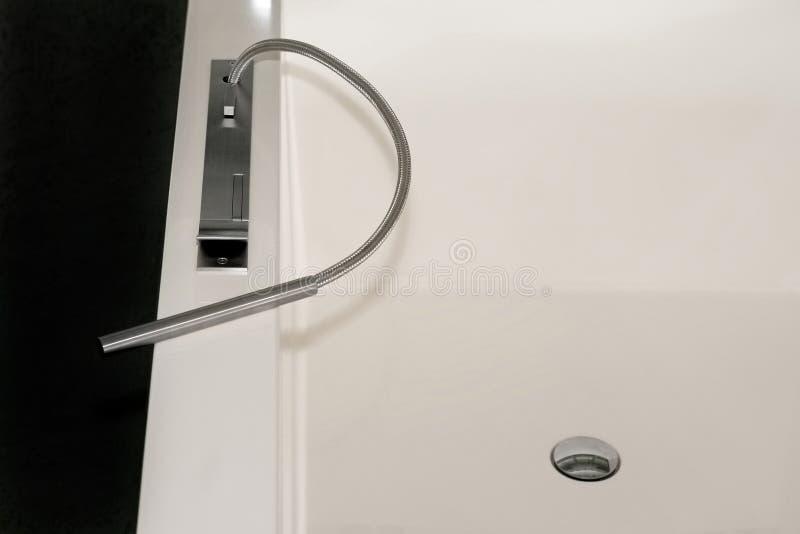 Download Futuristic bath stock image. Image of interior, pipe, bathroom - 3613407