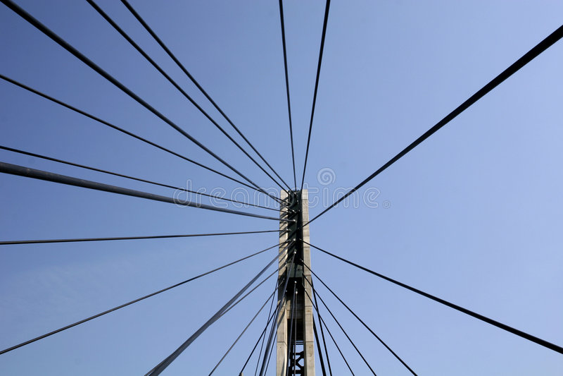 Download Futuristic bridge stock image. Image of texture, light - 116875