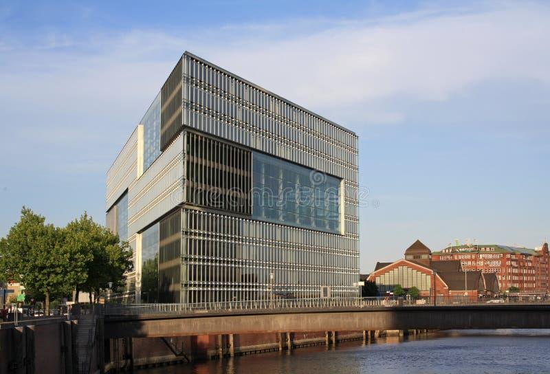 Download Futuristic Building In Hamburg Stock Image - Image: 25188867