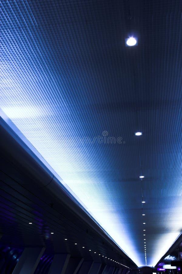 futuristic byggande design arkivbilder