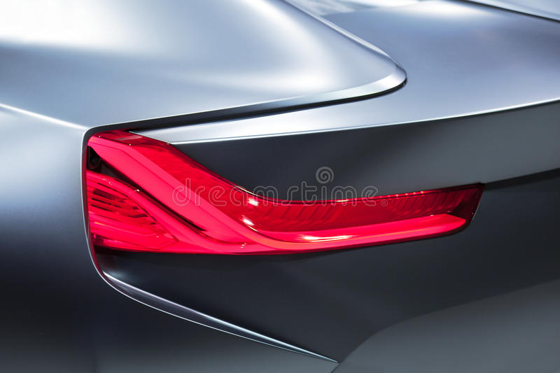 Download Futuristic Car Detail stock photo. Image of auto, concept - 25040984