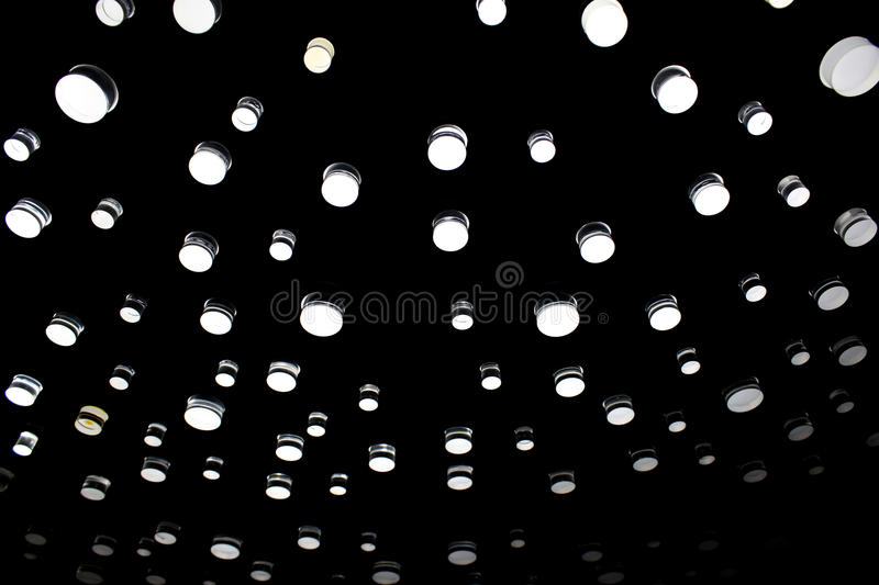 Futuristic Lights stock photography