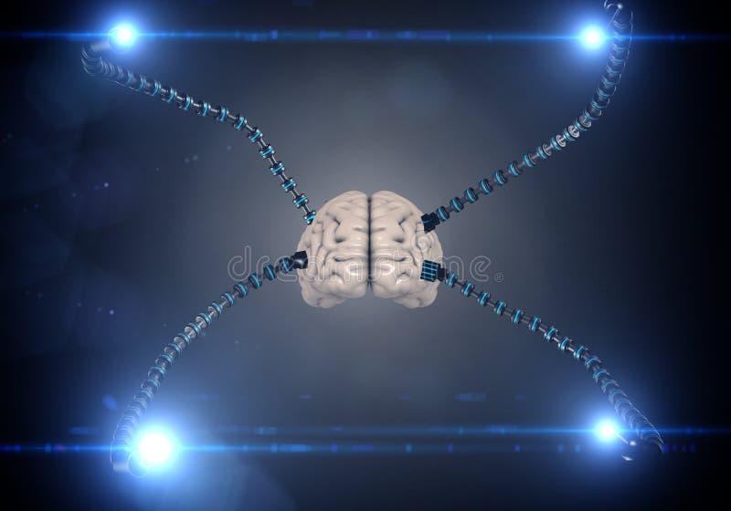 Futuristic sci-fi metal element . Futuristic monitor, display. Future concept. vector illustration