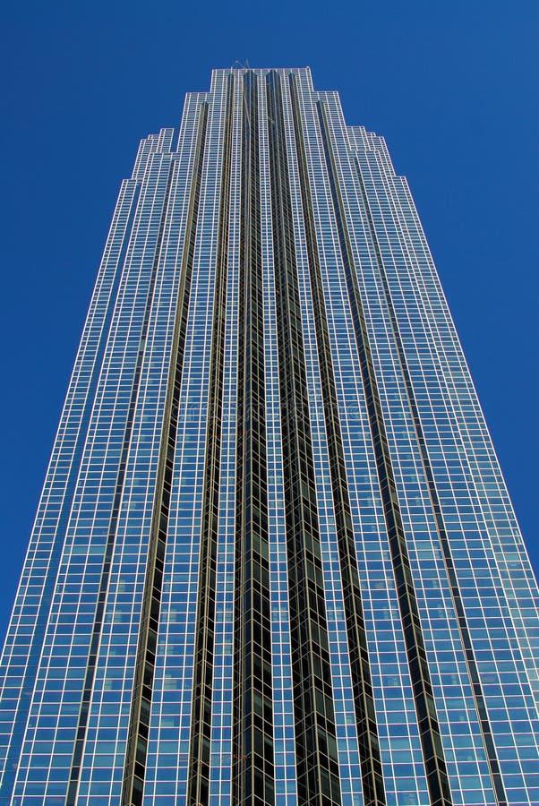 Futuristic Skyscraper royalty free stock photo