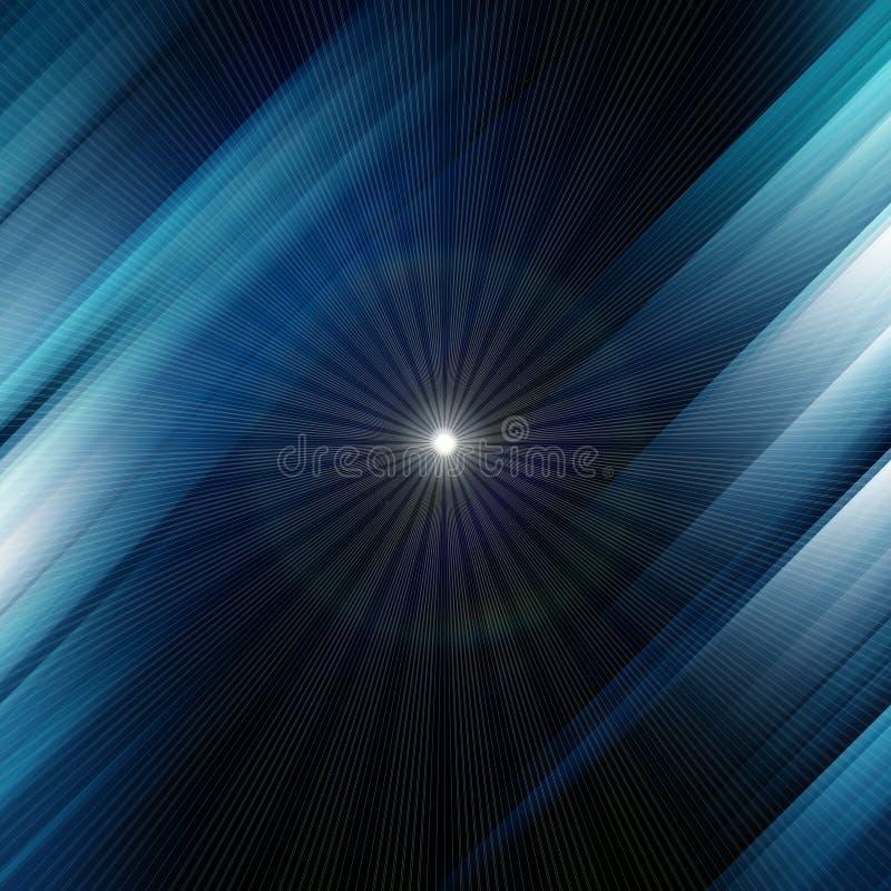 Futuristic stripe background design. With lights vector illustration