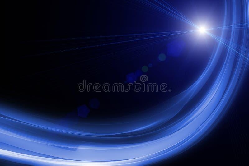 Futuristic technology wave background design royalty free stock photos