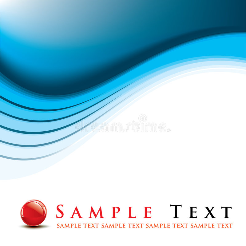 Futuristic wave design royalty free stock images