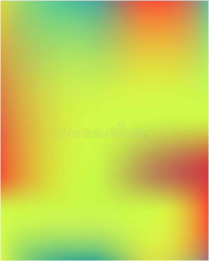 Futuristisch kunstwerk vector illustratie