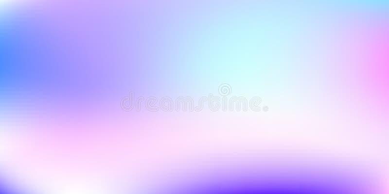 Futuristische Schablone der Pastellfolie der masche modernen glatten vektor abbildung