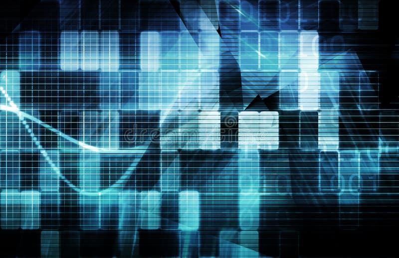 Futuristische Technologie stock illustratie