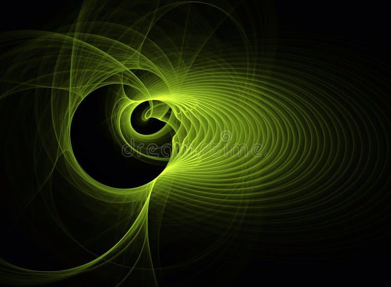 Download Futuristische Technologieachtergrond Stock Illustratie - Illustratie bestaande uit licht, blur: 10780630