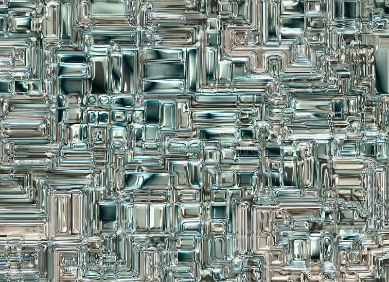 futuristiska abstrakta glass genomskinliga bakgrunder digital smoot royaltyfri fotografi