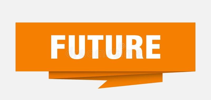 futuro illustrazione di stock