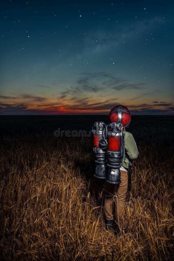 futuro fotografie stock libere da diritti