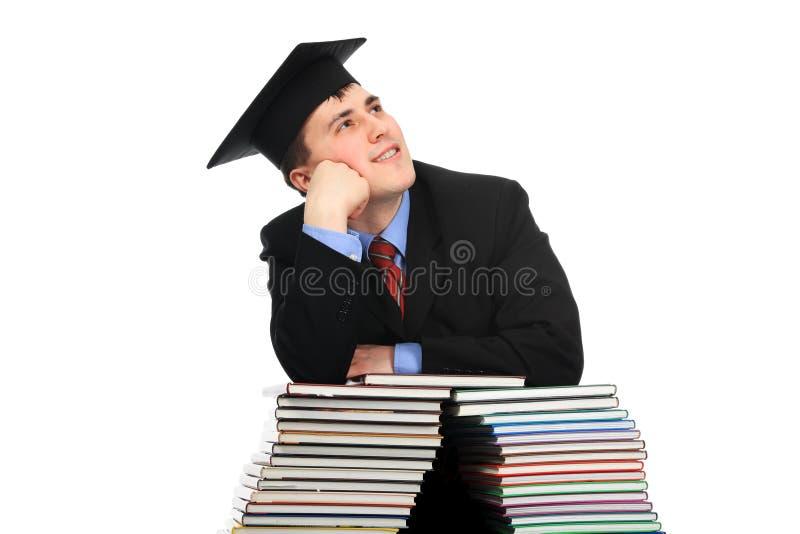 Futuro académico foto de archivo