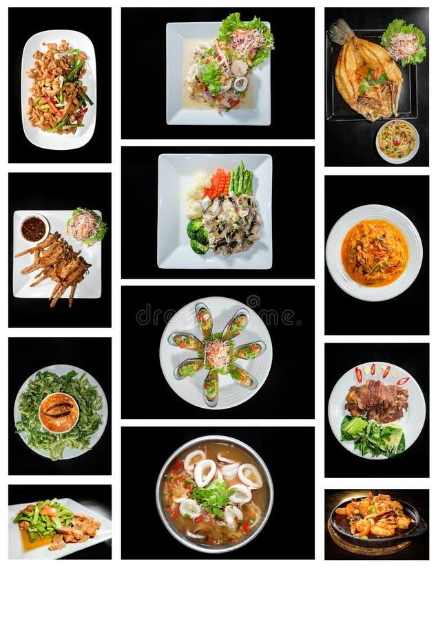 Fuzi jedzenie obrazy stock